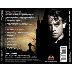 Final Judgement / The Terror Within II Bande Originale (Terry Plumeri) - CD Arrière