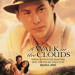A Walk in the Clouds Soundtrack (Maurice Jarre) - Carátula