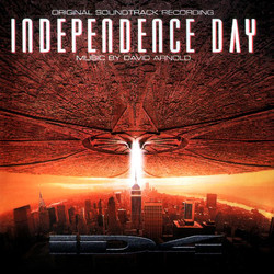 Independence Day Soundtrack (David Arnold) - Car�tula