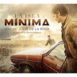 La Isla Mínima Soundtrack (Julio de la Rosa) - CD cover