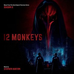 12 Monkeys: Season 3 Soundtrack (Stephen Barton) - Carátula