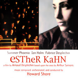 eSTheR KaHN Soundtrack (Howard Shore) - Car�tula