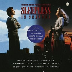 Sleepless in Seattle Soundtrack (Various Artists) - Carátula