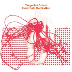 Electronic Meditation Soundtrack (Tangerine Dream) - CD cover