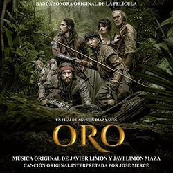 Oro Soundtrack (Javier Limón) - CD cover