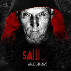 Saw Anthology Vol.2 Soundtrack (Charlie Clouser) - CD cover