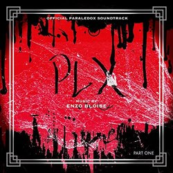 Paraledox, Pt. 1 Soundtrack (Enzo Bloise) - CD cover