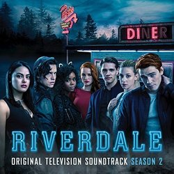 Riverdale Season 2: Out Tonight Soundtrack (Various Artists) - CD cover