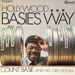 Hollywood...Basie's Way Soundtrack (Various Composers) - CD cover
