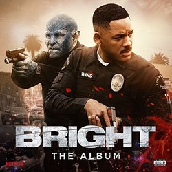 Bright Soundtrack (Various Artists, David Sardy) - CD cover