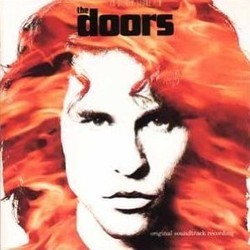 The Doors Soundtrack (Various Artists,  The Doors) - Carátula