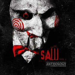 Saw Anthology Vol.1 Soundtrack (Charlie Clouser) - Carátula