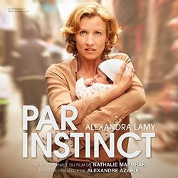 Par instinct Soundtrack (Alexandre Azaria) - CD cover