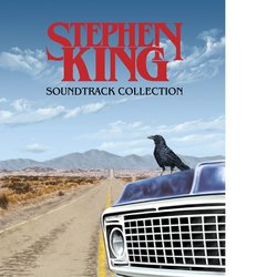 The Stephen King Soundtrack Collection Bande Originale (James Newton Howard, Nicholas Pike, W.G. Snuffy Walden	,  Tangerine Dream) - Pochettes de CD