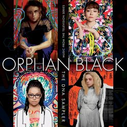 Orphan Black: The DNA Sampler Soundtrack (Various Artists) - Carátula