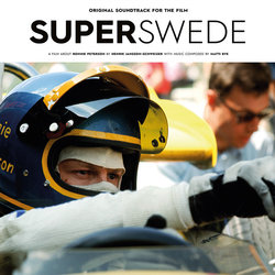 Superswede Soundtrack (Matti Bye) - CD cover