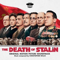The Death of Stalin Soundtrack (Christopher Willis) - Carátula