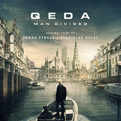 Qeda Man Divided Soundtrack (Vladislav Delay, Jonas Struck) - CD cover
