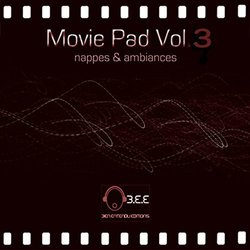 Movie Pad, Vol. 3 Bande Originale (Thomas Didier) - Pochettes de CD