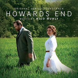 Howards End Soundtrack (Nico Muhly) - CD cover