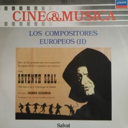 Los Compositores Europeos II Soundtrack (Various Artists) - CD cover