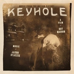 Keyhole Soundtrack (Jason Staczek) - CD cover