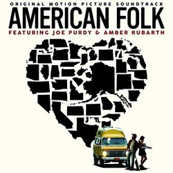 American Folk Soundtrack (Various Artist) - CD cover