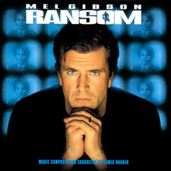 Ransom Soundtrack (James Horner) - CD cover