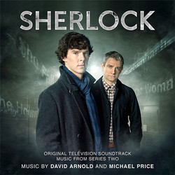 Sherlock: Series Two Soundtrack (David Arnold, Michael Price) - CD cover