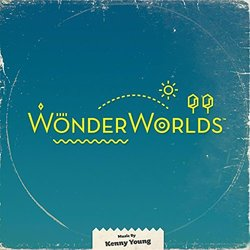 WonderWorlds Soundtrack (Kenny Young) - CD cover