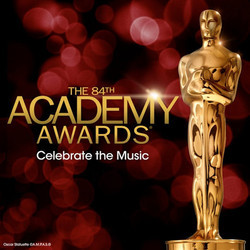 The 84th Academy Awards Soundtrack (Various Artists, Giorgio Moroder, A.R. Rahman, Pharrell Williams, Hans Zimmer) - CD cover