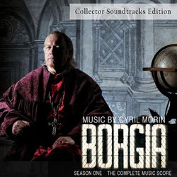 Borgia Season One Bande Originale (Cyril Morin) - Pochettes de CD