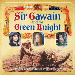 Sir Gawain and the Green Knight Soundtrack (Ron Goodwin) - CD cover