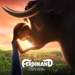 Ferdinand Soundtrack (John Powell) - CD cover