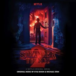 Stranger Things 2 Bande Originale (Kyle Dixon, Michael Stein) - Pochettes de CD