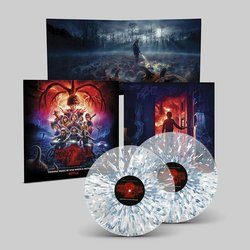 Stranger Things 2 Soundtrack (Kyle Dixon, Michael Stein) - cd-carátula