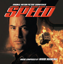 Speed Soundtrack (Mark Mancina) - CD cover