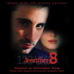 Jennifer 8 Soundtrack (Christopher Young) - CD cover