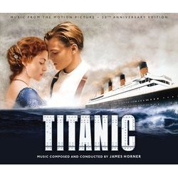 Titanic - James Horner - 24/08/2018