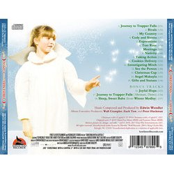 Christmas with a Capital C Bande Originale (Edwin Wendler) - CD Arrière