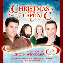 Christmas with a Capital C Bande Originale (Edwin Wendler) - Pochettes de CD
