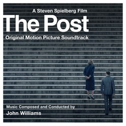 The Post Soundtrack (John Williams) - Carátula