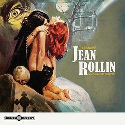 The B-Music Of Jean Rollin 1968-1975 Soundtrack (Various Artists) - CD cover