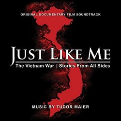 J.L.M: The Vietnam War 聲帶 (Tudor Maier) - CD封面