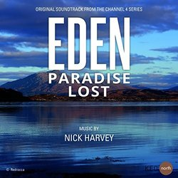 Eden - Paradise Lost Soundtrack (Nick Harvey) - CD cover