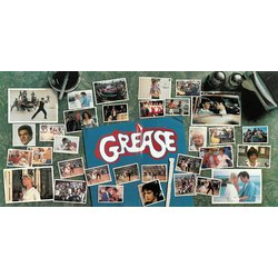 Grease Soundtrack (Various Artists) - cd-car�tula