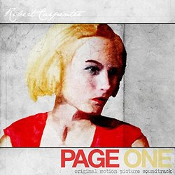 Page One Bande Originale (Robert Carpenter) - Pochettes de CD