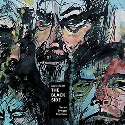 Music from the Black Side Bande Originale (Søren Lyngsø Knudsen) - Pochettes de CD