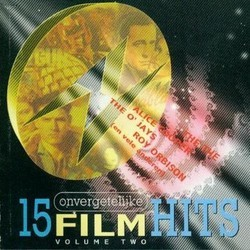 15 Filmhits Soundtrack (Various Artists) - CD cover