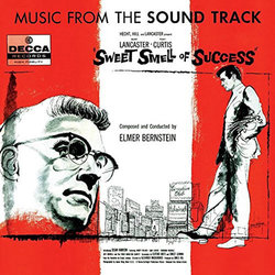 Sweet Smell of Success Soundtrack (Elmer Bernstein) - Carátula